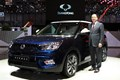S Korea's Ssangyong Exports 6,823 Vehicles to Iran in 11 Months