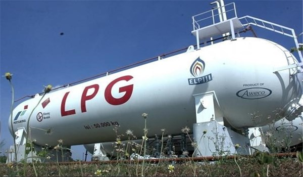 Indonesia's Pertamina Says Plans to Import LPG from Iran in 2017
