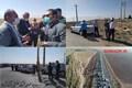 پیگیری مصوبه مسدودیت امنیت جاده ای  با حضور معاون فرمانداری شیراز